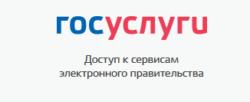 Сервисы электронного правительства